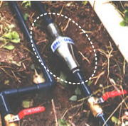 vG7量子水活水器 戸建取り付け例02