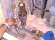 G7量子水活水器 マンション取り付け例02